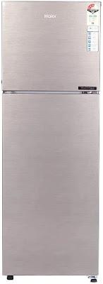 Haier 258 L Double Door Inverter Refrigerator (HEF-25TDS)