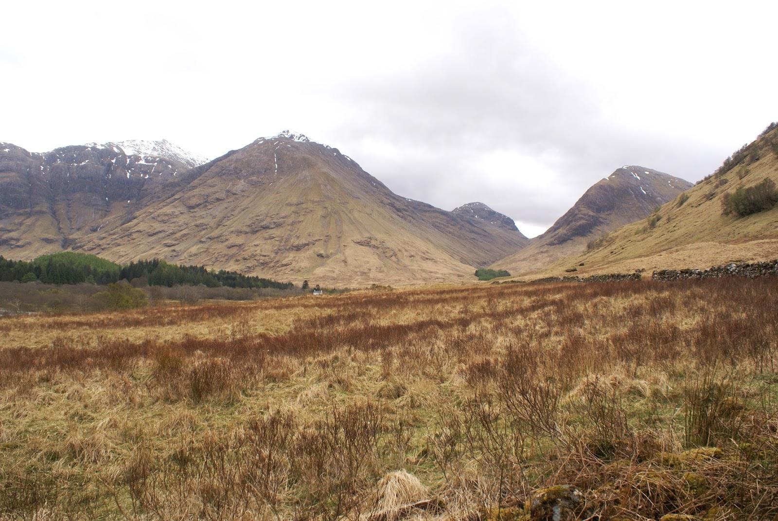 glen coe visitors centre highlands scotland united kingdom uk