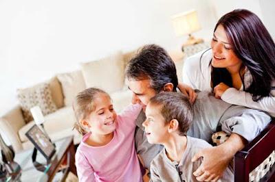 Habiskan Waktu Lebih Banyak dengan Anak