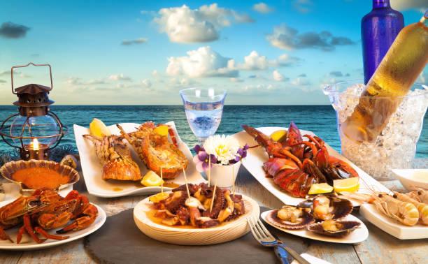 Zanzibar Beachfront Restaurant