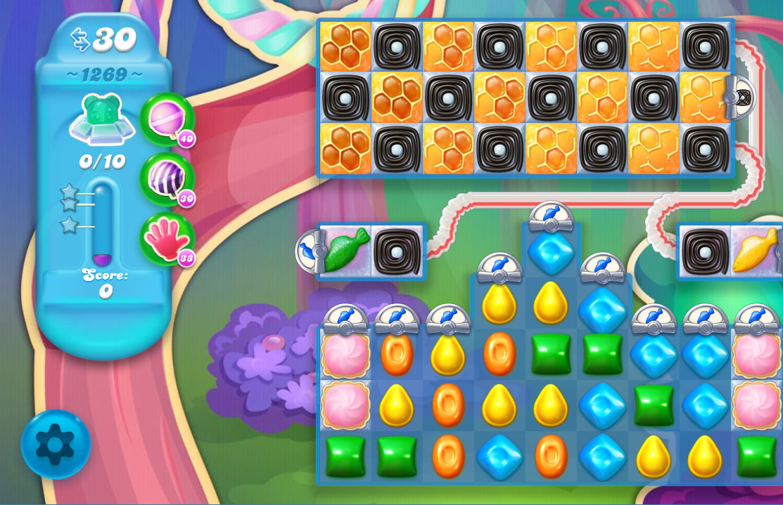 Candy Crush Soda Saga level 1269