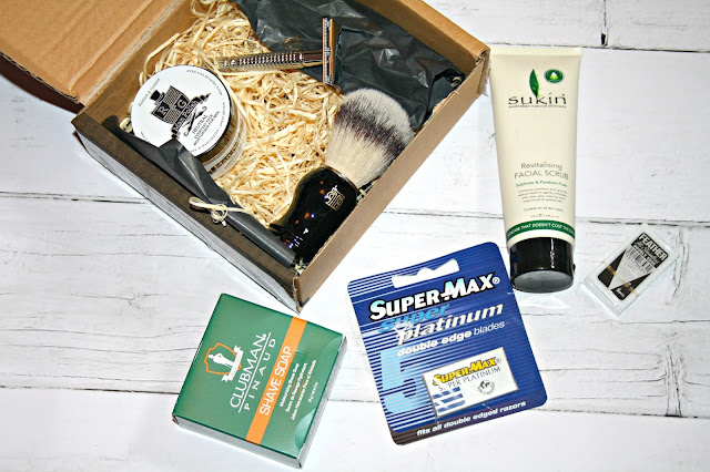 Father's Day Gift Guide - The Personal Barber Box
