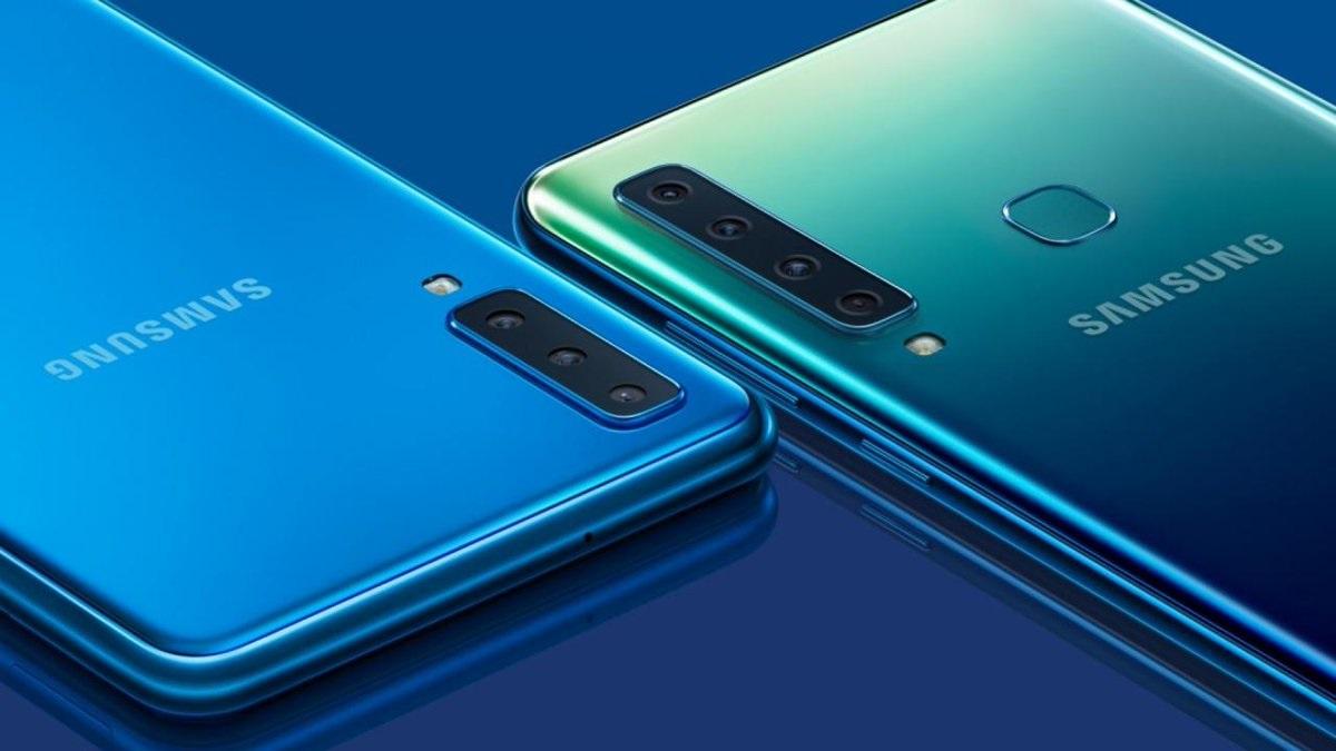 مواصفات هاتف سامسونج Galaxy A9 2018 الجديد