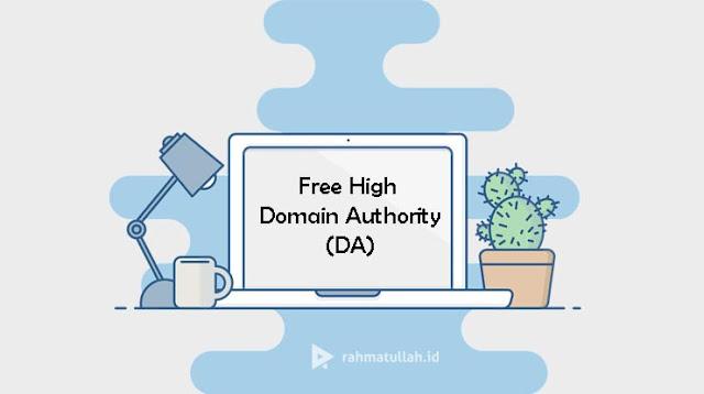 150+ Domain Authority Gratis