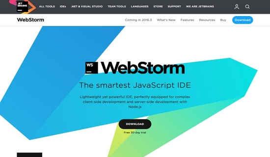 Download WebStorm