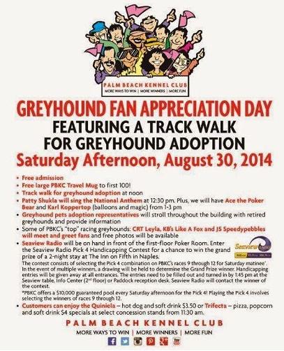Greyhoundnews Greyhound Racing Today Tuesday August 26 2014