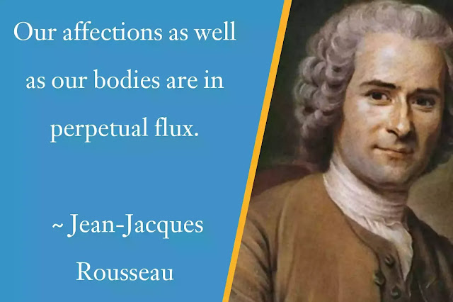 Jean-Jacques Rousseau Quotes in English