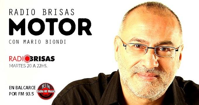 Radio Brisas Motor - Programa día 1/12/2020