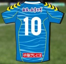 ガイナーレ鳥取 2018 ユニフォーム-ゴールキーパー-2nd