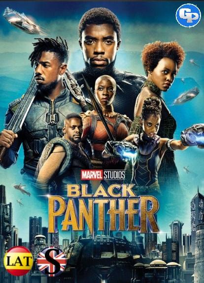 Pantera Negra (2018) HD 1080P LATINO/INGLES