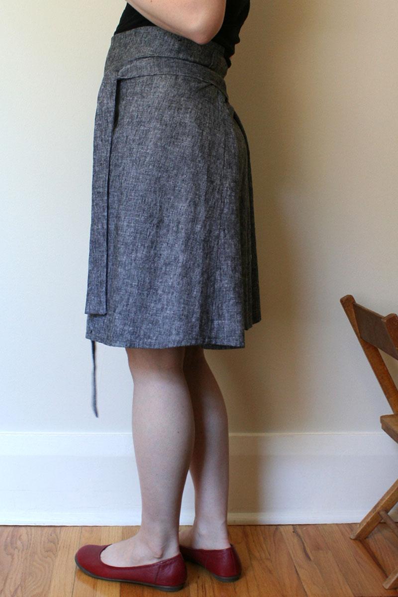 Apron Skirt 111