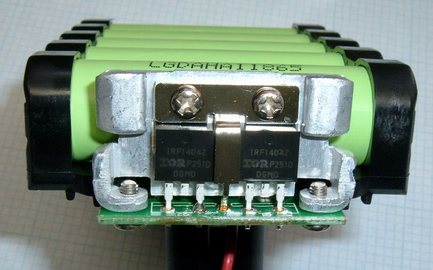syonyk s project blog tool battery teardowns craftsman 19 2v and on rothenberger 12v battery  [ 1491 x 930 Pixel ]