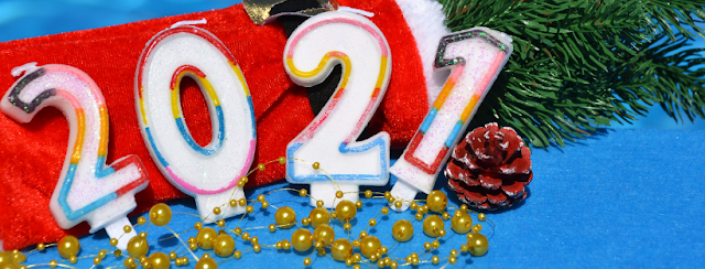 Happy New Year 2021 Facebook Covers