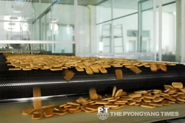 (2) Pyongyang Wheat Flour Processing Factory