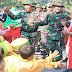 Warga Masyarakat Sambut Hangat Minggu Militer Kodim Jombang
