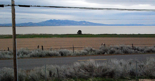 High Water Across the West: Honey Lake