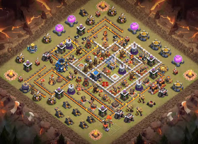 Base War Th 12 Unik 1