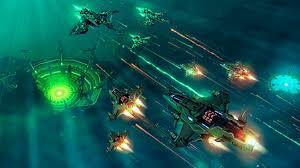 Скриншоты из игры Star Conflict