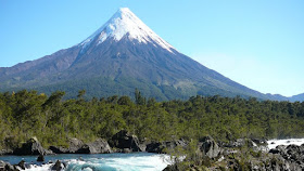 Atrações em Puerto Montt: Vulcão Osorno