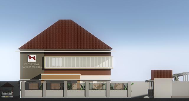 Gambar Desain Kantor Perusahaan