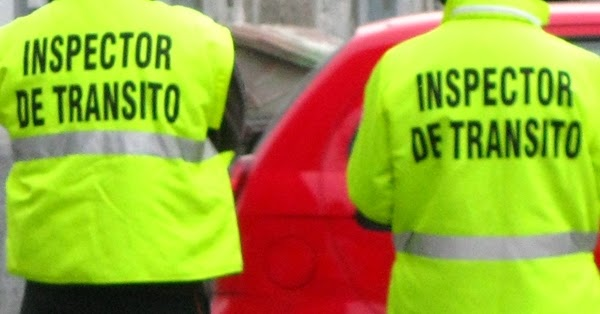 inspectores transito uruguay