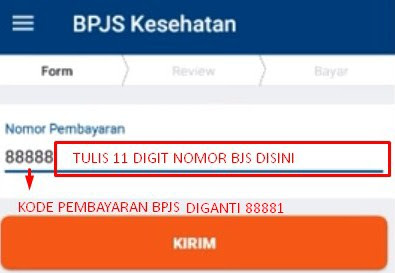 Cara Bayar Denda BPJS Lewat BRILink Mobile