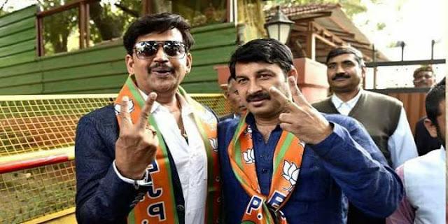 mcd election bjp leaders happy