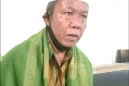 Pilkades Kedaro, Haji Kasam Siap Memberi Pelayanan Terbaik