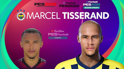 PES 2021 Faces Marcel Tisserand by PES Football Turkey