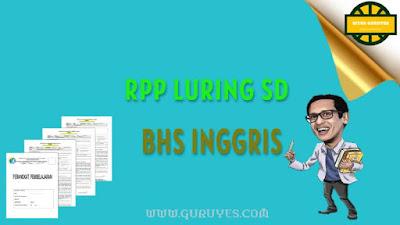 Download RPP Daring Bahasa Inggris Kelas  Download RPP Daring Bahasa Inggris Kelas 3 Semester 2