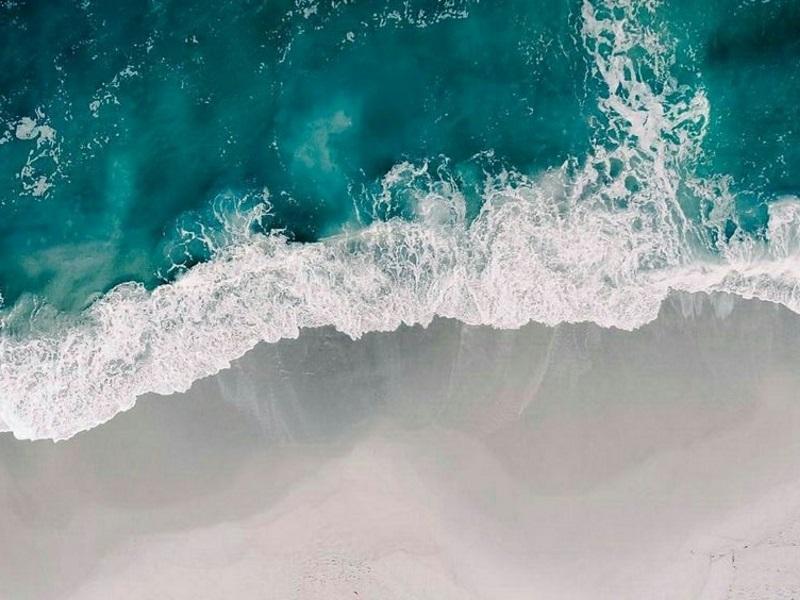 la mer, les vacances