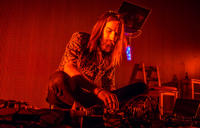 Festival Radical dB 2017 Sound Quartet (video/electronica Suecia)