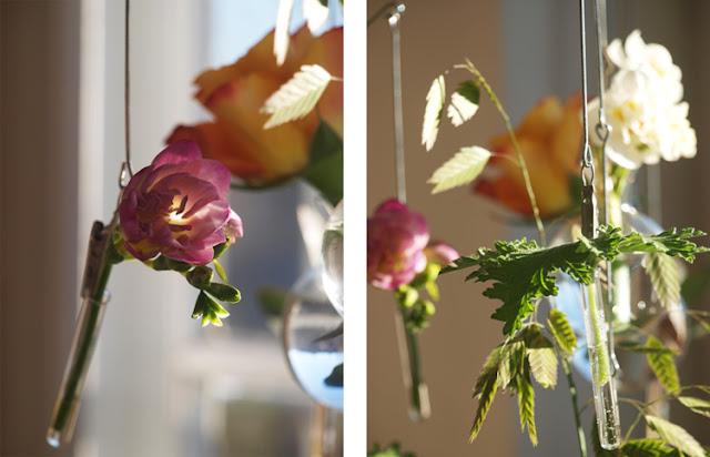 Uro med fine blomster