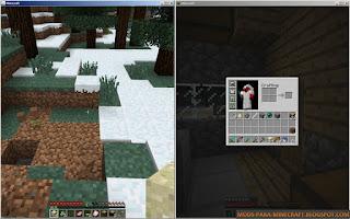 Joypad Mod para Minecraft 1.8
