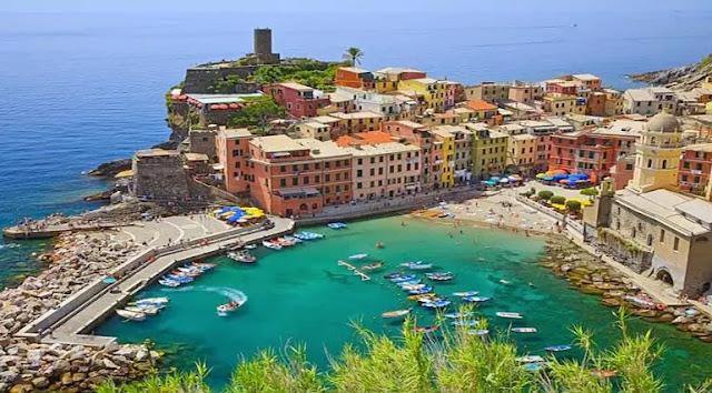 8. Liguria Regions of Italy