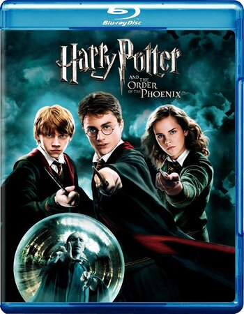 Harry Potter 5 (2007) Dual Audio Hindi 720p BluRay x264 1GB Movie Download