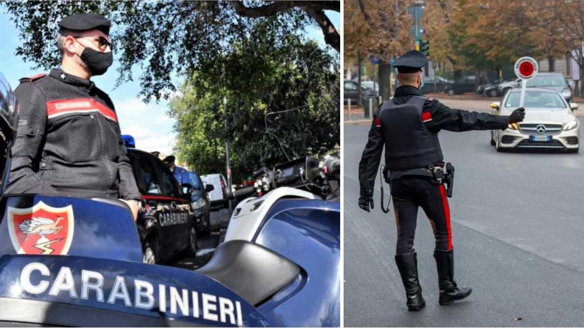 Controlli anti Covid Carabinieri Acireale Aci Castello
