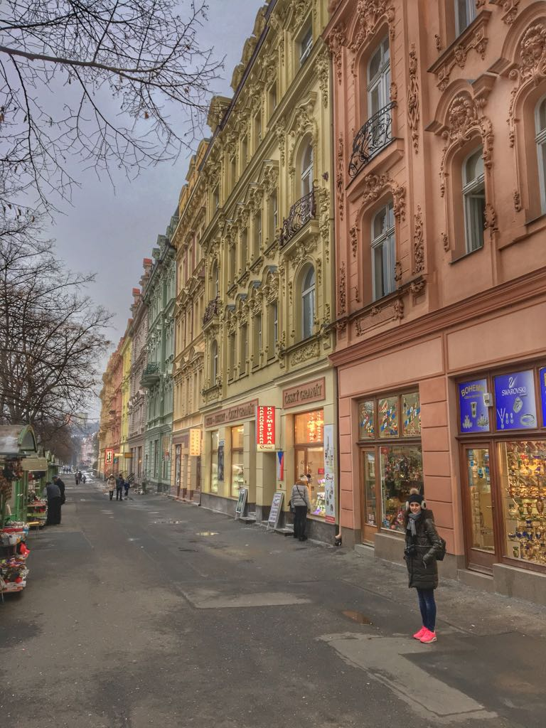 Prag Karlovy Vary
