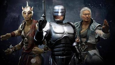 لعبة Mortal Kombat 11 للكمبيوتر مع الكراك