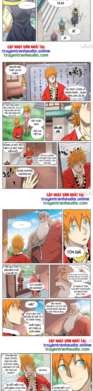Yêu Thần Ký Chương 345 - Vcomic.net