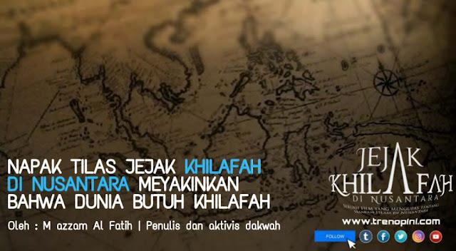 Islam tersebar ke seluruh Dunia karena adanya peran negara Yang mengemban risalah tersebut