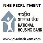NHB Assistant Manager Exam Result, Scorecard 2019