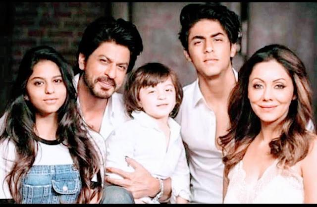 King Khan family