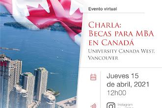 Becas para MBA en Canadá