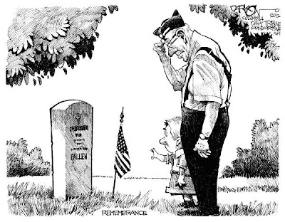 Locomotive Breath 1901: Decoration Day; Some Gave All...