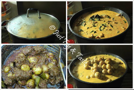 Resep Rendang Daging Sapi & Kentang a la My Mom JTT
