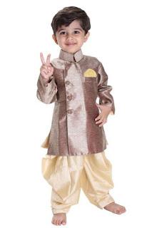 Adorable Kid's Boy's Sherwani Sets