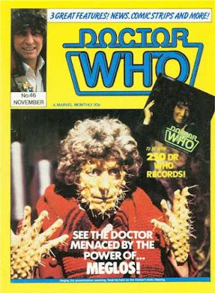 Doctor Who Magazine #46, Tom Baker
