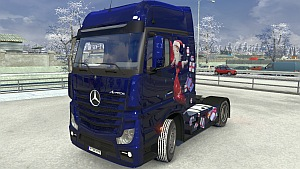 Mercedes Actros MP 4