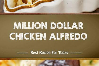 Million Dollar Chicken Alfredo